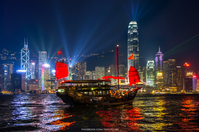 Free Places in Hong Kong: Victoria Harbour
