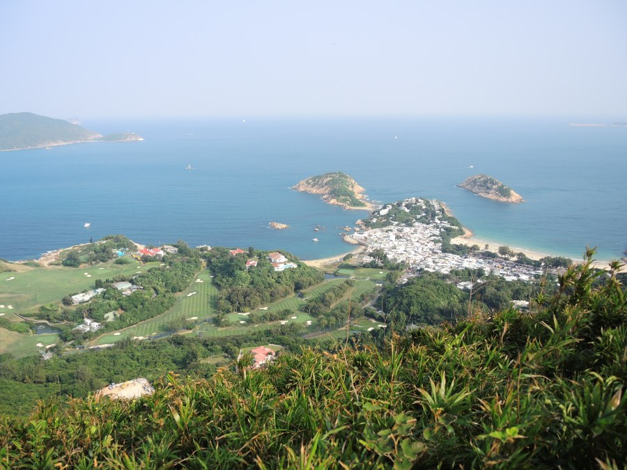 Free places in Hong Kong: Dragon's Back