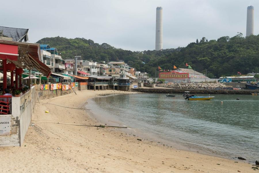 Free places in Hong Kong: Lamma Island