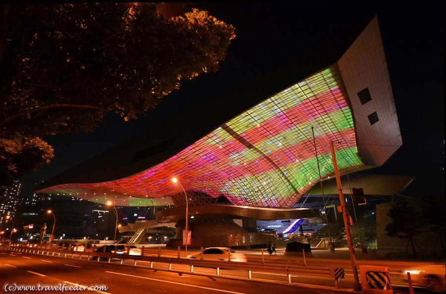 Busan, Korea: Busan Cinema Center