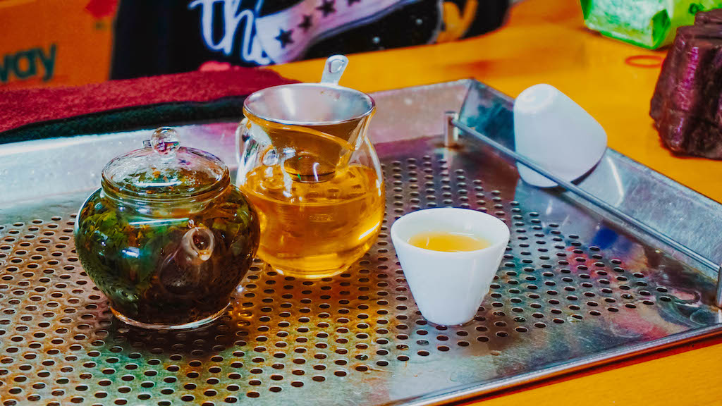 Alishan, Taiwan: High Mountain Tea Experience