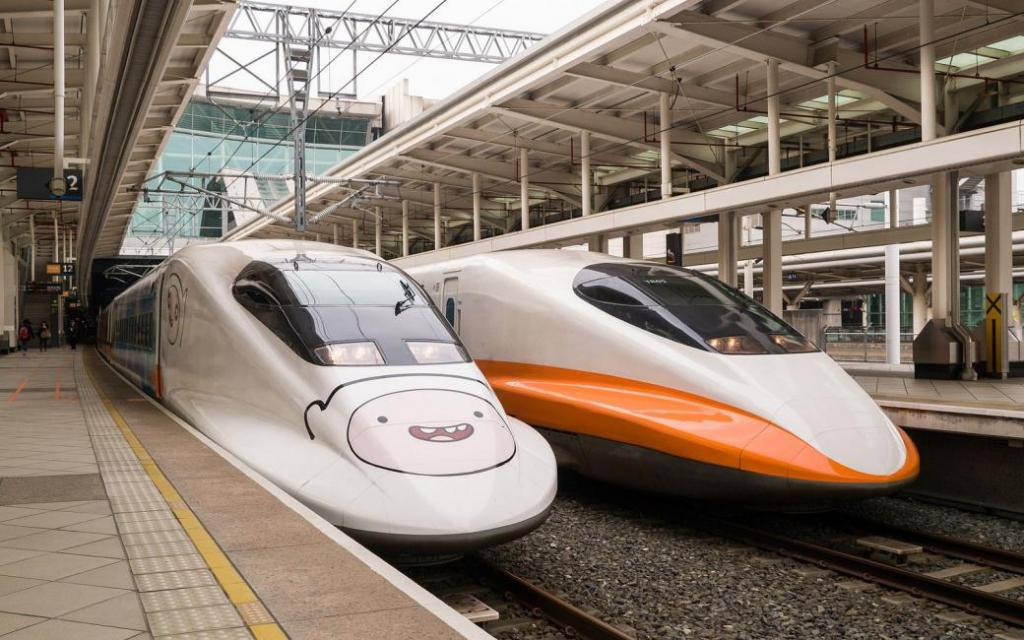 Beyond Taipei: Using Taiwan's High Speed Rail System