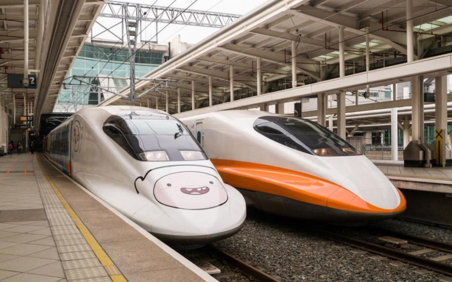 Beyond Taipei: Using Taiwan's High Speed Rail System
