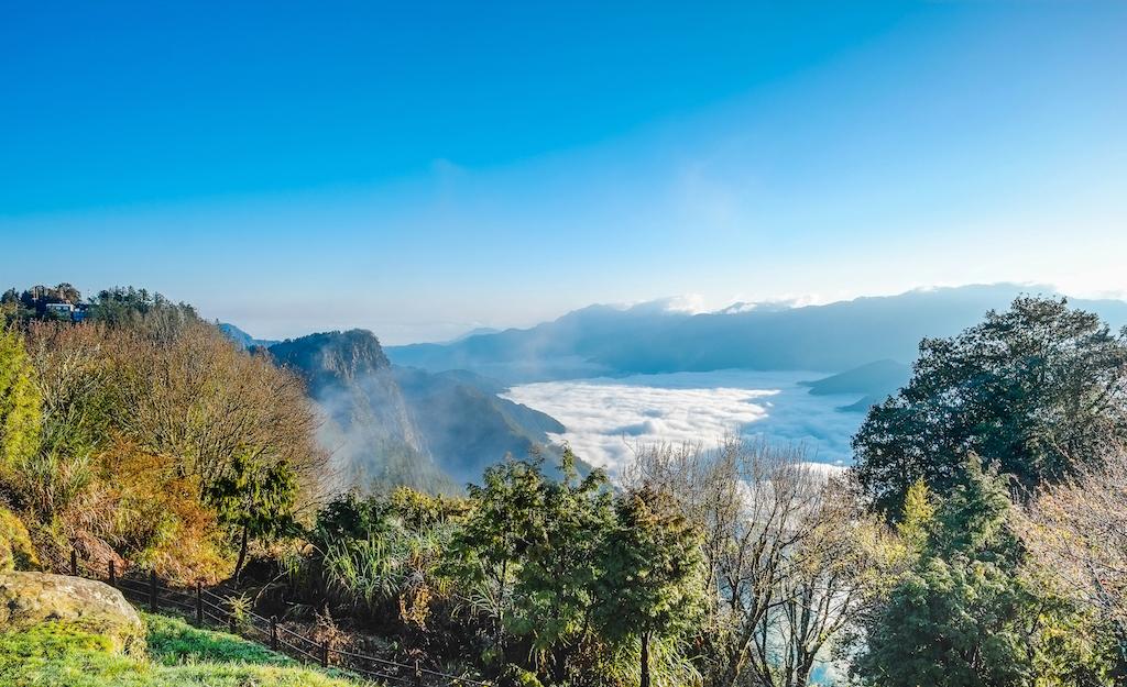 Alishan Mountain Area