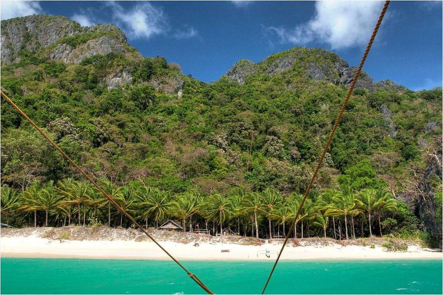 El Nido, Palawan: 7 Commandos Island (Tour A)