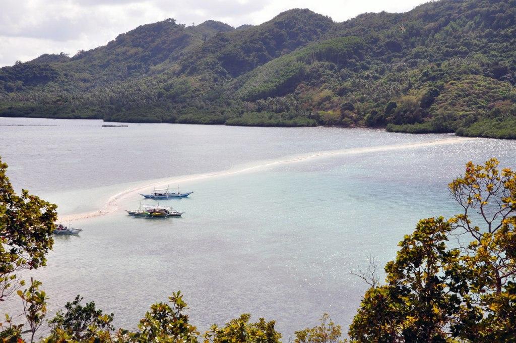 El Nido, Palawan: Snake Island (Tour B)