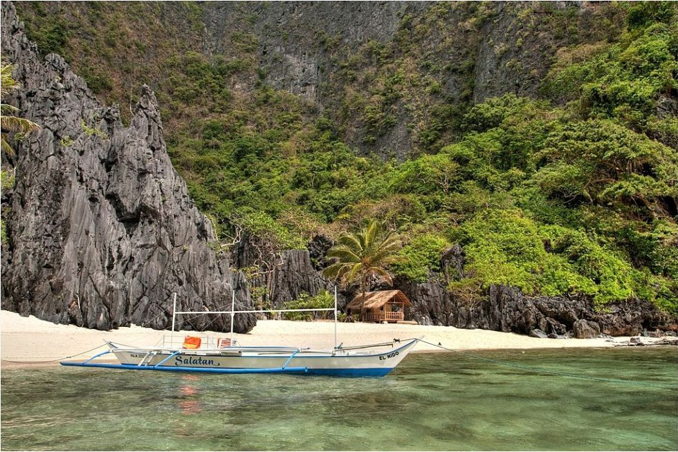 El Nido, Palawan: Secret Beach (Tour C)