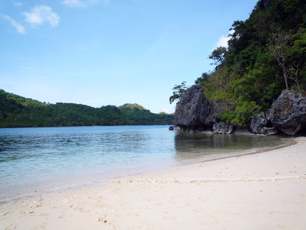 El Nido, Palawan: Bucal Beach (Tour D)