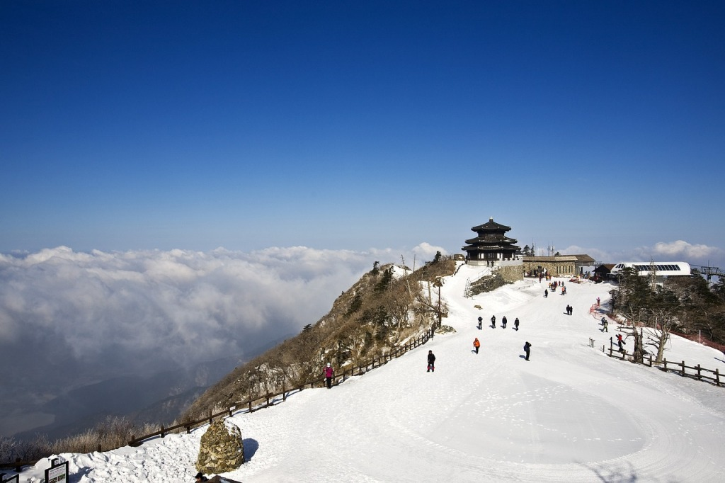 KKday Christmas Extravaganza: Christmas Vacations for the Family at Korea