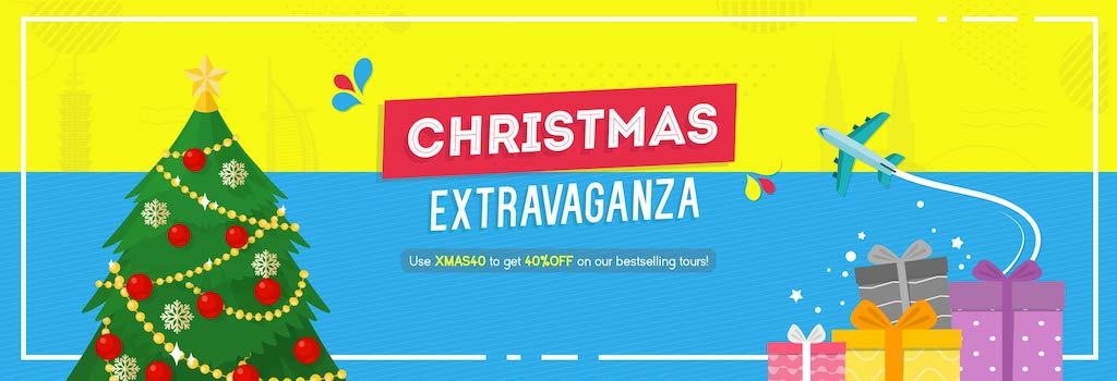 KKday Christmas Extravaganza